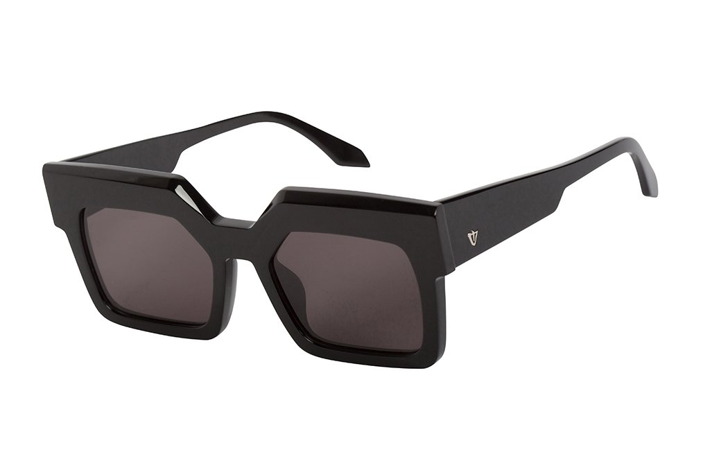 Pitchfork Black Zero by Valley Eyewear-OPTICA GRAN VIA BARCELONA