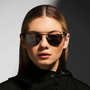 gafas de metal de diseño lool eyewear -Óptica Gran Vía Barcelona
