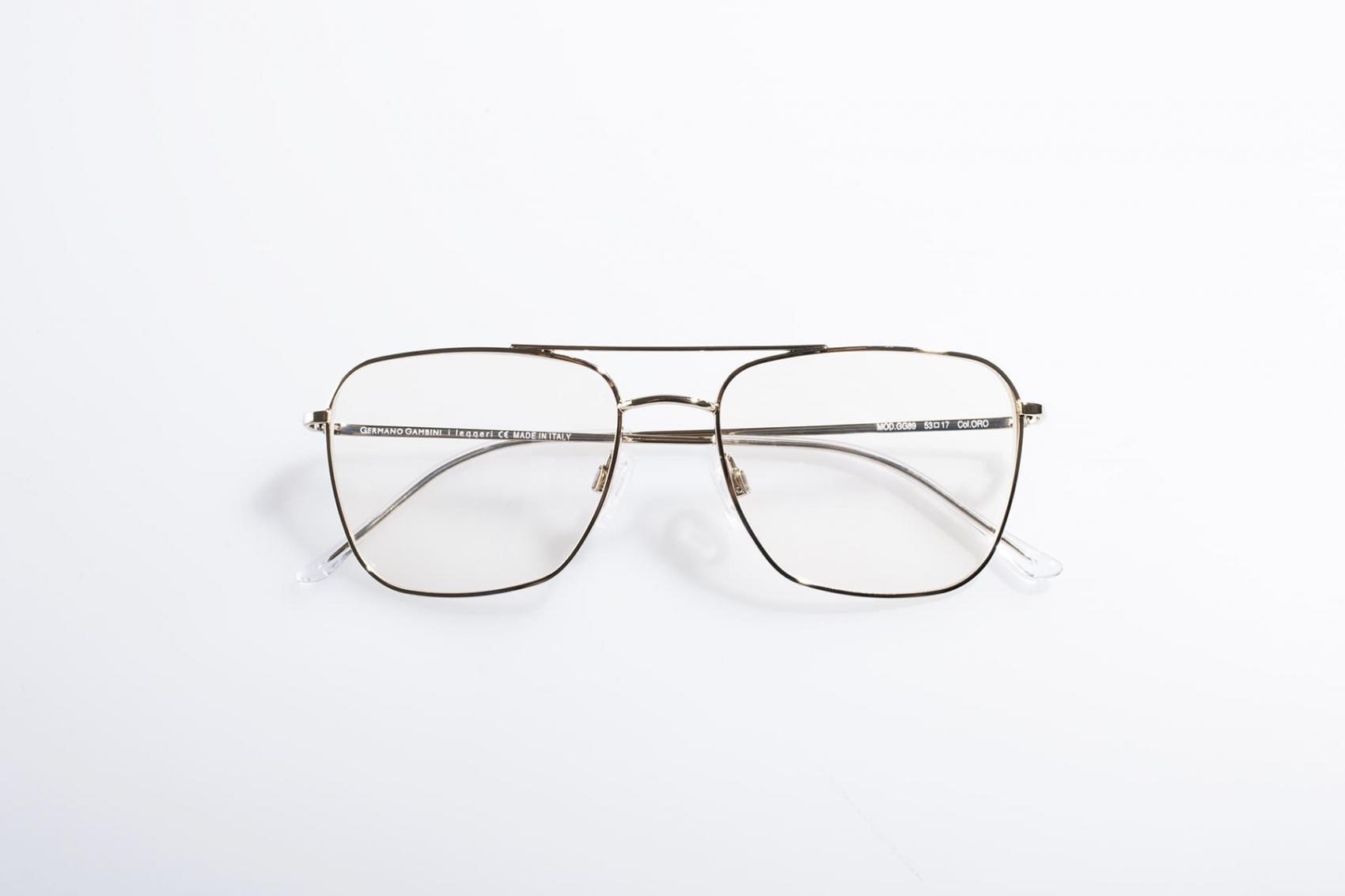 Gafas de diseño I leggeri By Germano Gambini-Óptica Gran Vía Barcelona-Óptica Gran Vía Barcelona