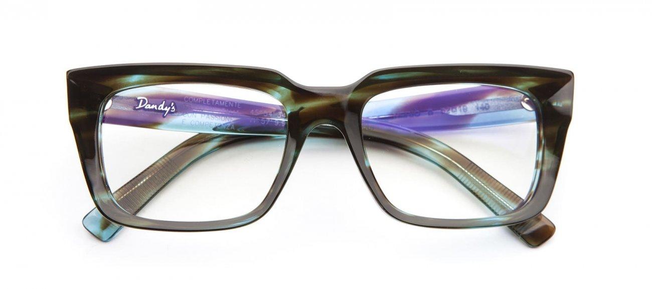 Gafas Retro Italianas Dandy´s Eyewear -Óptica Gran Vía Barcelona