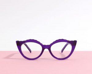 Gafas de diseño CRISTALLI By Germano Gambini-Óptica Gran Vía Barcelona-Óptica Gran Vía Barcelona