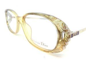 Gafas Vintage Christian Dior-Optica Gran Vía Barcelona