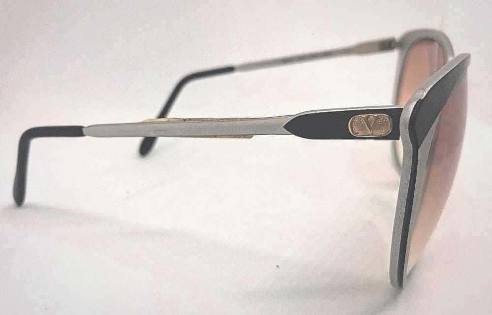 Gafas Originales Vintage Valentino-Optica Gran Vía Barcelona