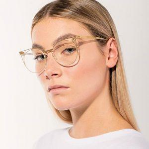 Gafas de metal lool eyewear-Óptica Gran Vía Barcelona