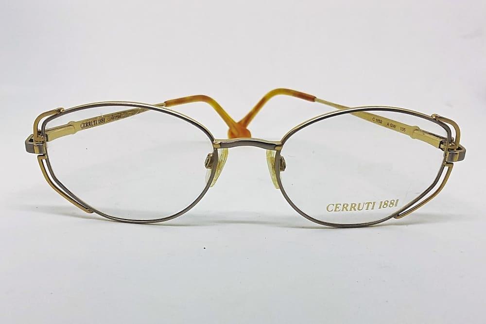 Gafas vintage originales-Optica Gran Vía Barcelona