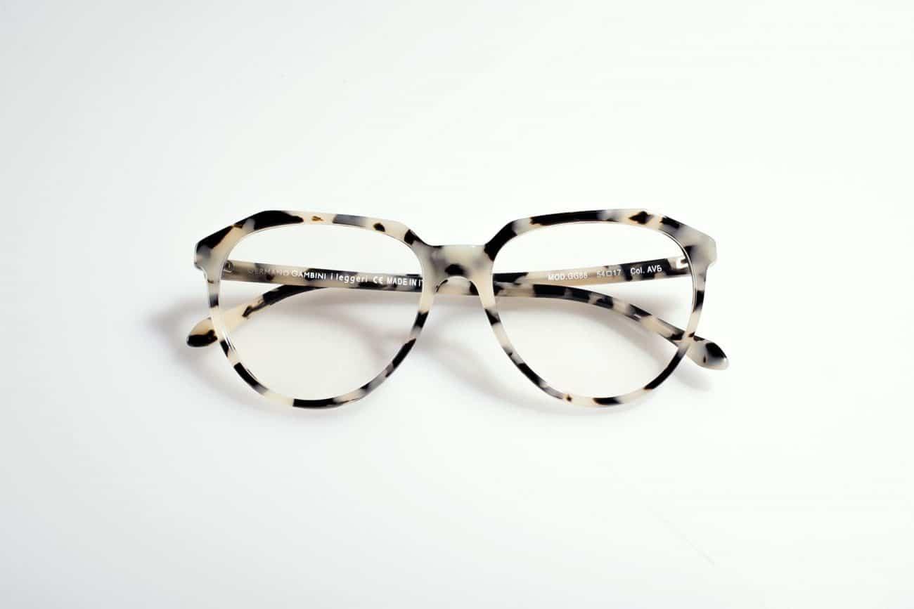 GG88 by Germano Gambini-Gafas de moda Italianas graduadas-Óptica Gran Vía Barcelona