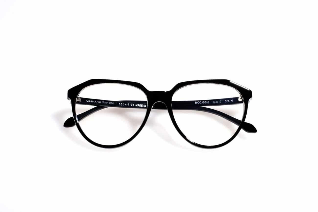 GG88 by Germano -Gafas de moda Italianas graduadas-Óptica Gran Vía Barcelona