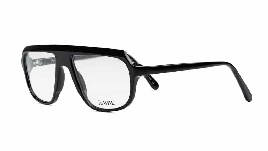 NEVERMORE By Raval Eyewear-Gafas retro graduadas-Óptica Gran Vía Barcelona