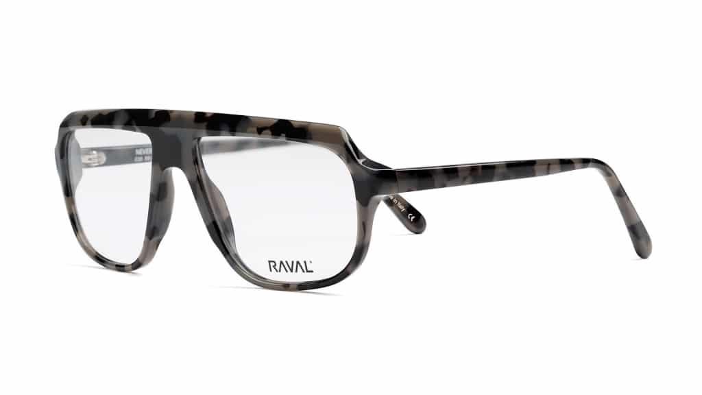 NEVERMORE By Raval EyewearGafas retro graduadas-Óptica Gran Vía Barcelona