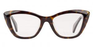 Gafas de vista Eye Cat Style LA ROUGE by Raval Eyewear-Óptica Gran Vía Barcelona
